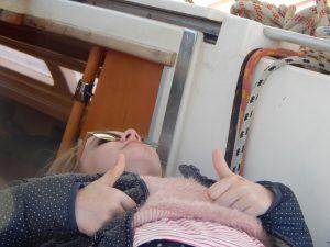 dormir en voilier