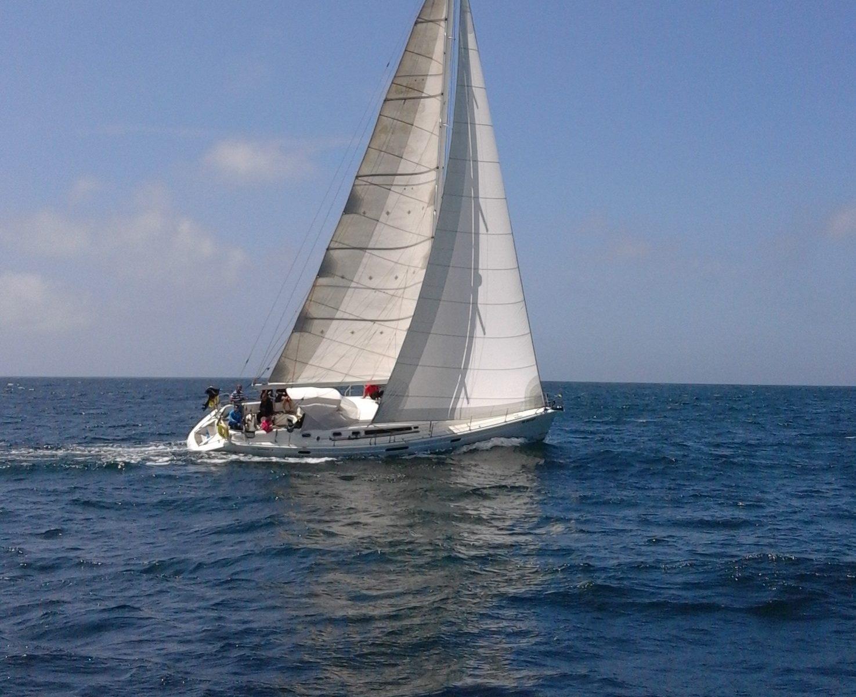 croisière groupe voilier